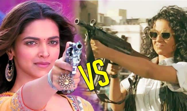 Deepika-Kangana cold war- what it is all about and why it's set to intensify!