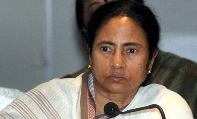 Mamata Banerjee leaves for flood affected Howrah