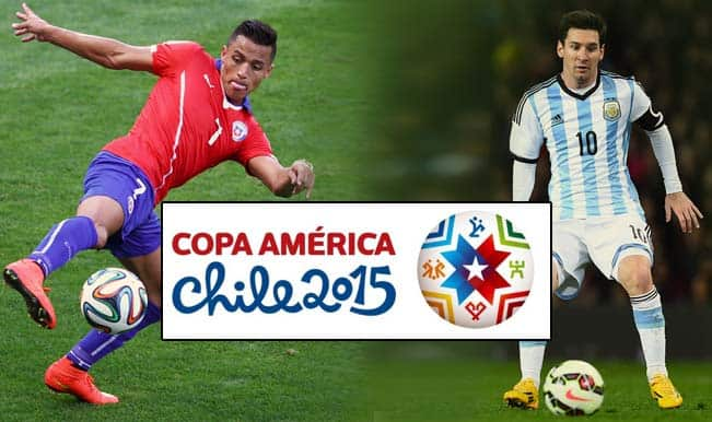Copa America 2015 Final Argentina vs Chile: Can Lionel Messi's side avenge FIFA World Cup final loss?