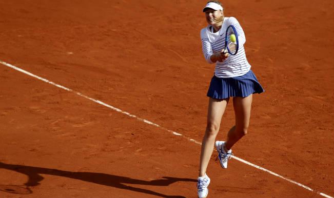 Wimbledon 2015 Maria Sharapova vs Zarina Diyas, Round 4 Live Streaming: Watch Free Live Stream and Telecast on Star Sports