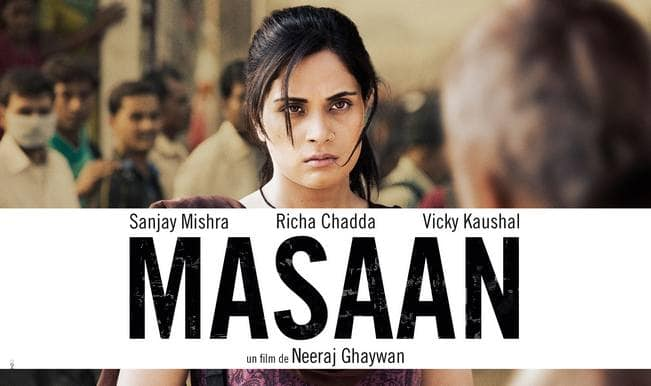 Masaan movie review by celebs: Sonam Kapoor, Parineeti Chopra, Kabir Khan, Yami Gautam praise the movie (Video)
