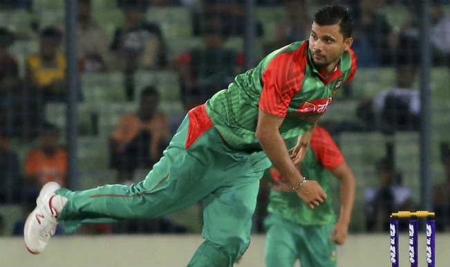 बल्लेबाजों के खराब प्रदर्शन से मशरफे मुर्तजा परेशान