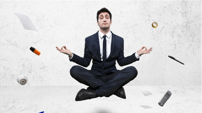 3 Important Reasons to Meditate During a Stressful Work Week