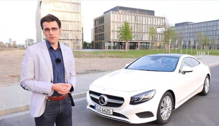 Mercedes-Benz S500 Coupé launched in India: Watch video review