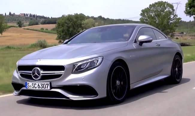 Mercedes-Benz S63 AMG Coupé launched in India: Watch video review