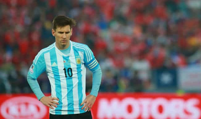 Lionel Messi family attacked, brother hit by Chile fans in Copa America 2015 final