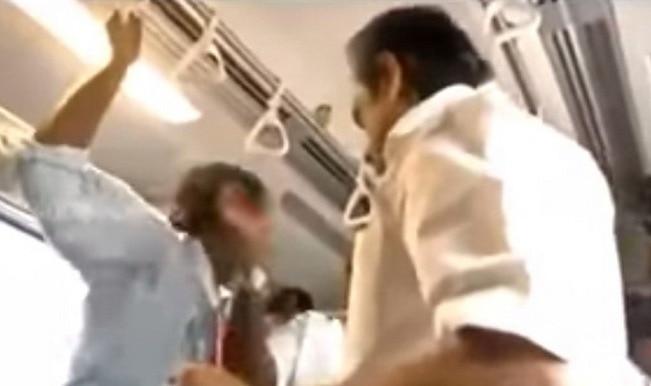Chennai Metro: M K Stalin slaps passenger, video goes viral (Watch it here)