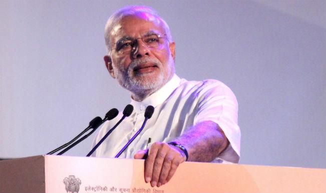 नरेंद्र मोदी ने शहीद उधम सिंह को नमन किया