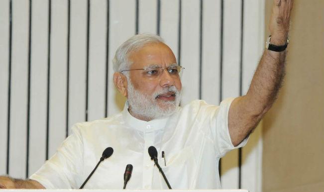 नरेंद्र मोदी ने नवाज शरीफ का निमंत्रण स्वीकारा