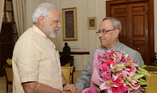 राष्ट्रपति प्रणब मुखर्जी की इफ्तार दावत में शामिल नहीं होंगे नरेंद्र मोदी :भाजपा