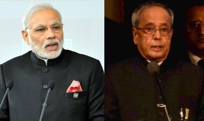 भगदड़ में मौतों पर राष्ट्रपति प्रणब मुखर्जी, प्रधानमंत्री नरेंद्र मोदी ने जताया शोक