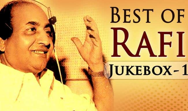 Mohammed Rafi 35th death anniversary: Best songs of India's most loved playback singer
