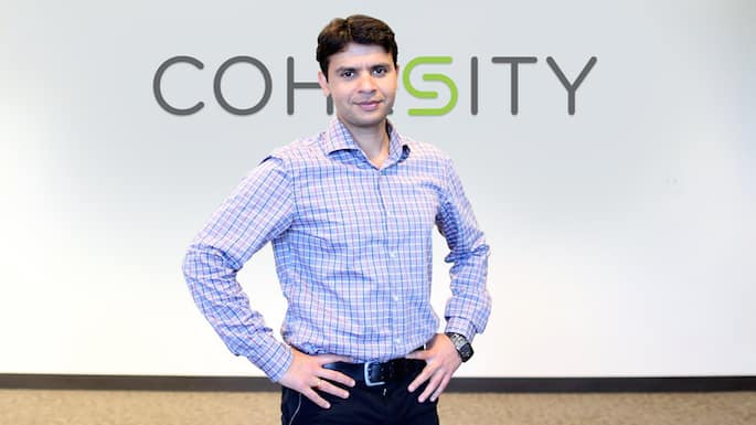 Not Just the Tip of the Iceberg: Getting to Know the Man Behind Silicon Valley's Hottest Startup