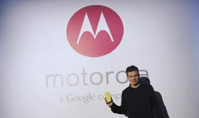 Motorola unveils new 2015 versions of Moto G, Moto X Style, Moto X Play