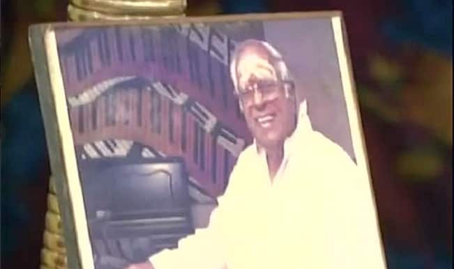 #RIPMSV: Legendary music director M S Viswanathan passes away