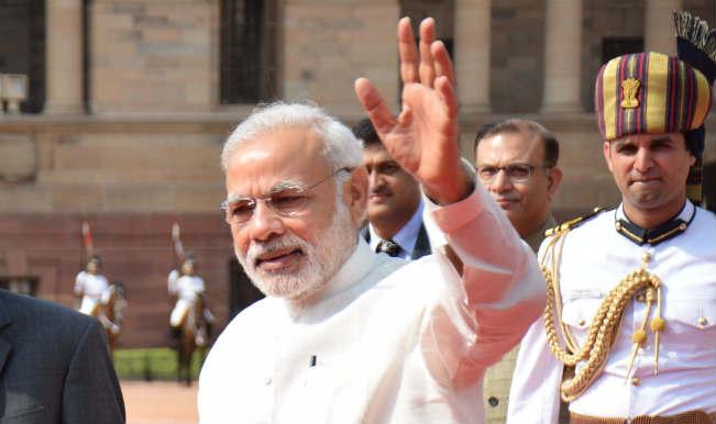 Narendra Modi to visit Varanasi on July 16