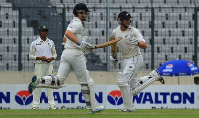 चटगांव टेस्ट : बारिश में धुला चौथे दिन का खेल