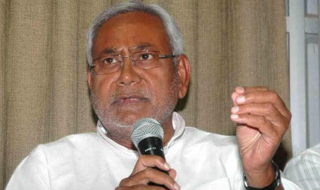 Nitish Kumar government increases state share for toilet construction