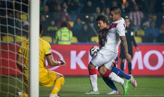 Peru defeat Paraguay, end third in Copa America