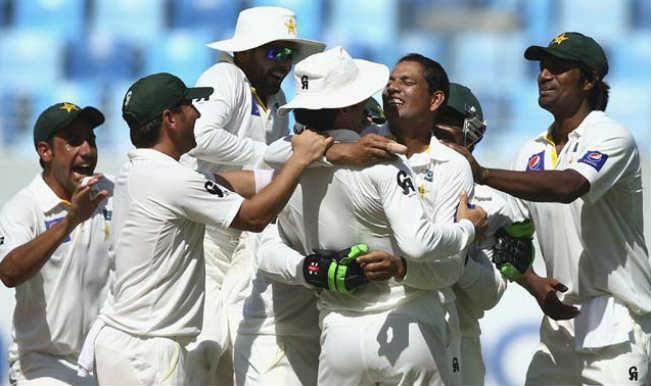 टेस्ट रैंकिंग में पाकिस्तान तीसरे पायदान पर पहुंचा