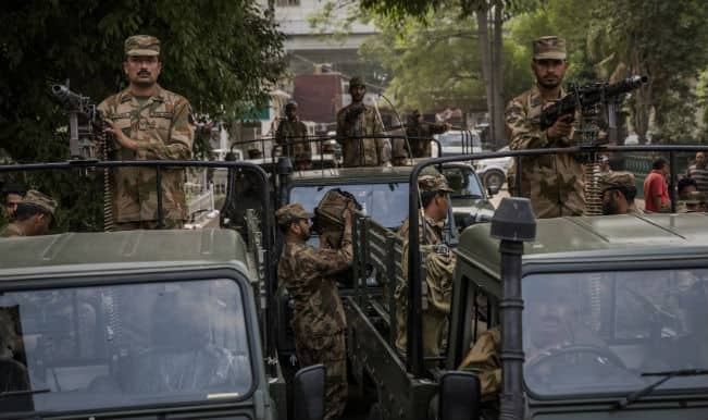 Nine militants killed in Pakistan