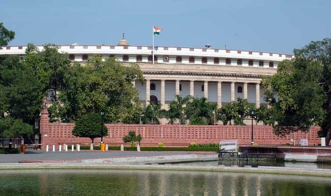 Let parliament function, NDA tells opposition