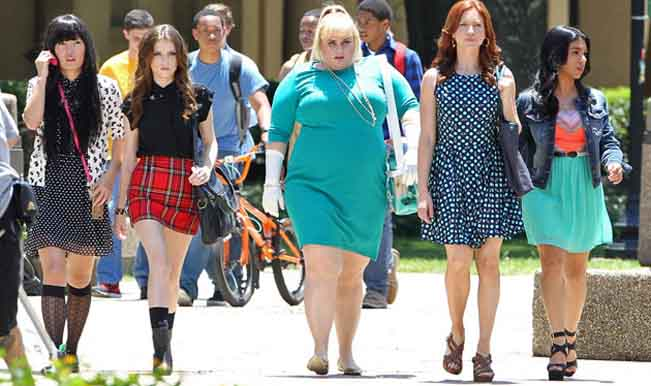 Pitch Perfect 2 – This pitch is not so perfect