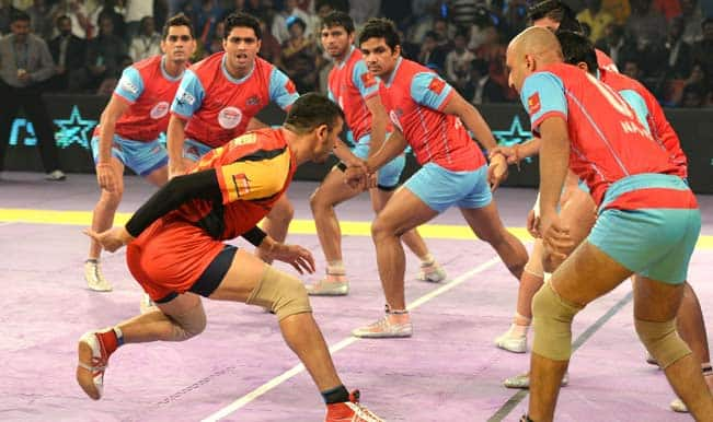Pro Kabaddi League 2015 Free Live Streaming: Watch Bengal Warriors vs Jaipur Pink Panthers, Match 8 Live Telecast on Star Sports