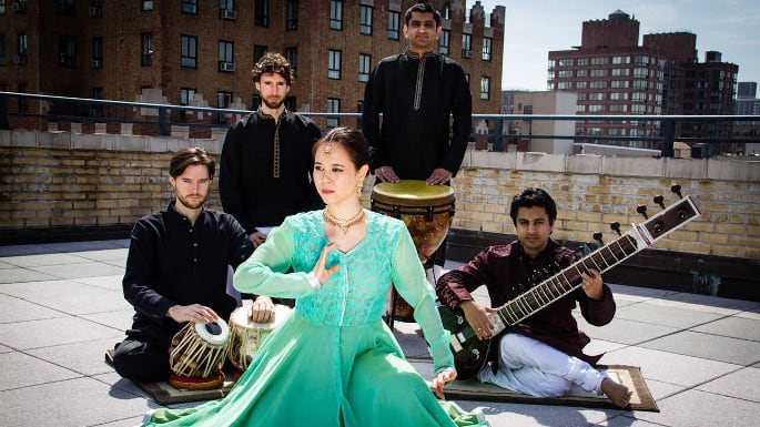 Kathak Makes its First-Ever Debut at the Princeton Festival