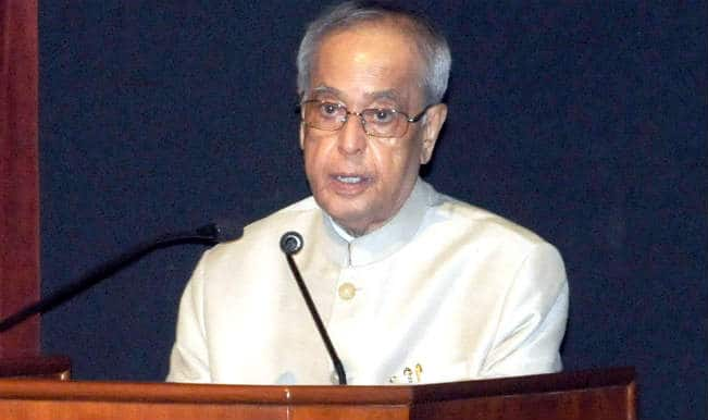 Pranab Mukherjee greets citizens on the eve of Eid ul Fitr
