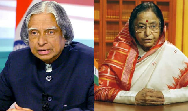 Dr APJ Abdul Kalam was replaced by Pratibha Patil as the President – People of India will never forgive Congress for this!