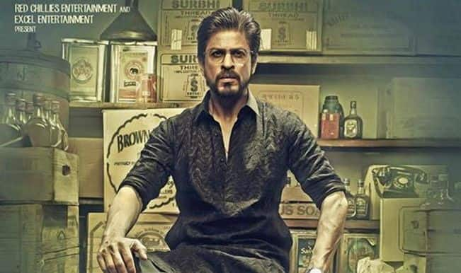 Raees motion poster: Shah Rukh Khan pegs the Baniya and Miyanbhai