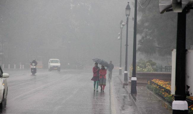 Rain continues in Delhi, moderate rainfall on Monday ...