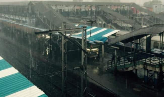 Mumbai Rains: Heavy rains disrupt normal life; Western, Central & Harbour local trains running late