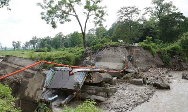 Darjeeling Rains: Heavy pour down continues in the hills