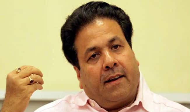 Rajeev Shukla: We are not dilly-dallying on Lodha committee verdict