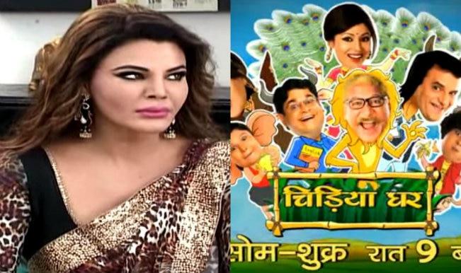 OMG! Rakhi Sawant to enter Chidiya Ghar as Ghadha Prasad's daughter-in-law!