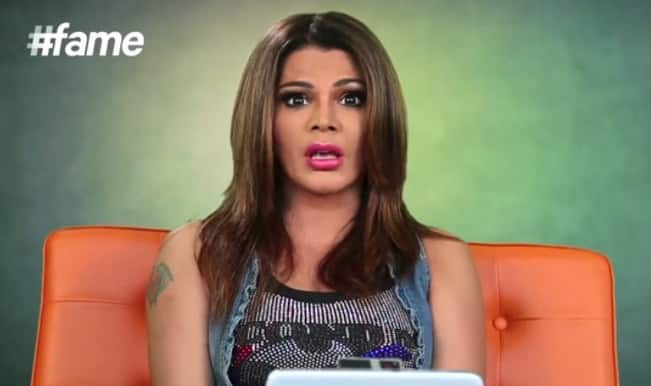 Rakhi Sawant Gets #BAJAOED video: Still hates Sunny Leone, takes a swipe at Rahul Yadav