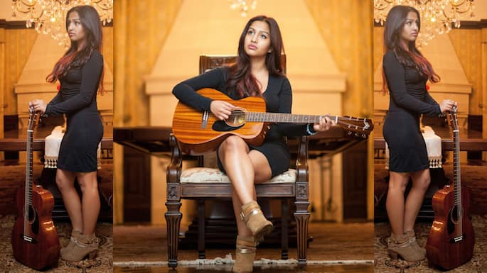 New York-based Singer Rianjali on How Music is Her Religion and Prayer