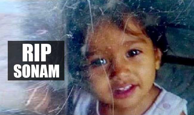 RIP Sonam, the 4-year-old girl killed in Hema Malini car accident!