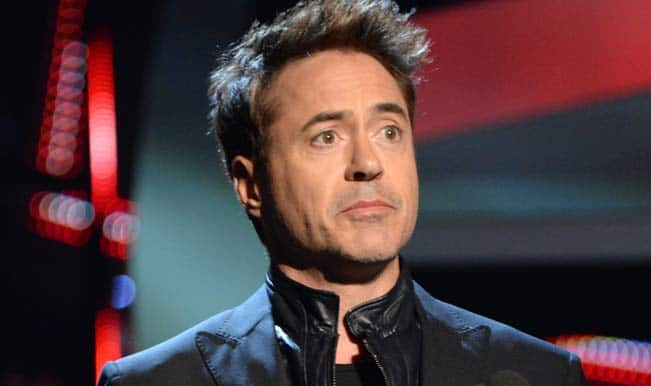 Robert Downey Jr. Surprises food truck workers