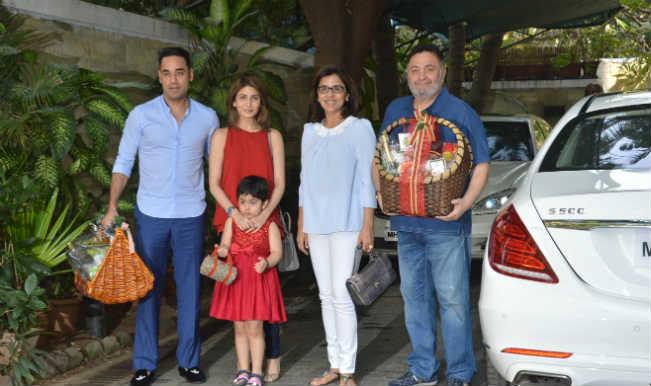 Rishi Kapoor wishes Neetu: Happy birthday wife
