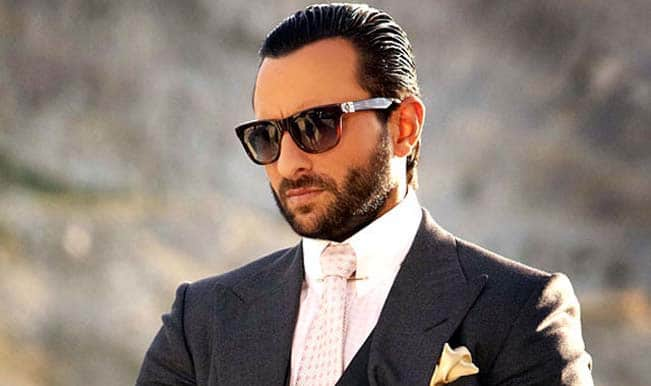 Saif Ali Khan's next is based on 'Before I Go To Sleep' ?
