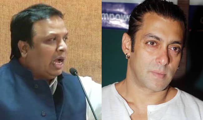 Cancel Salman Khan's bail for supporting a convict: BJP