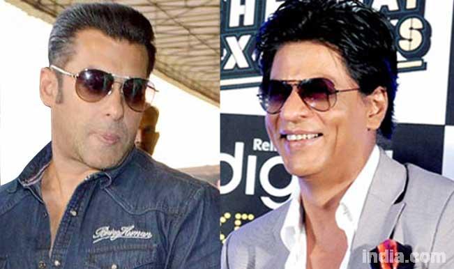 Shah Rukh Khan wishes Eid Mubarak to Bajrangi Bhaijaan star Salman Khan