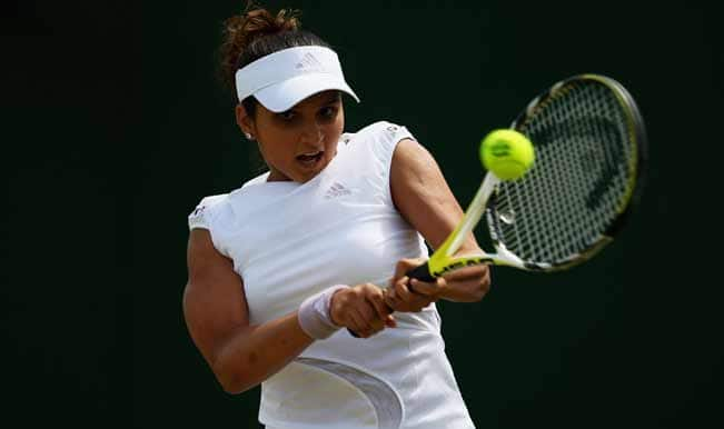 Sania Mirza: Even when down, we didn't feel out