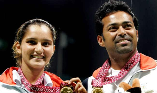 Leander Paes, Sania Mirza perfected the winning mantra
