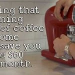 How to save money from your daily budget (Watch video)
