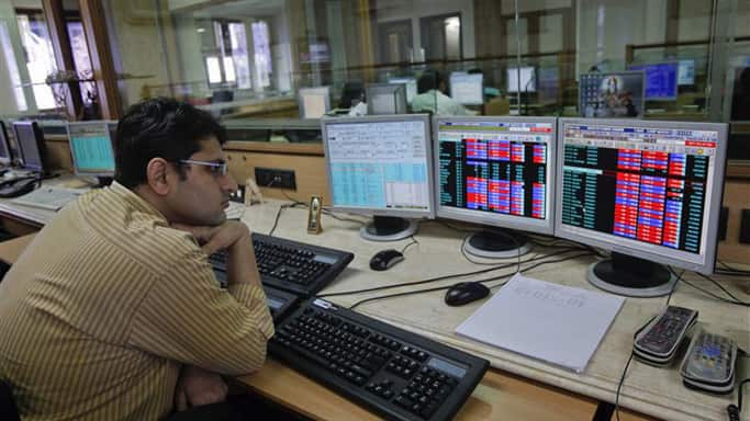 Nifty closes 32 points higher in choppy trade
