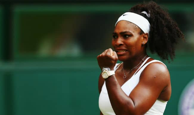 Serena Williams expects home support to help Heather Watson against her